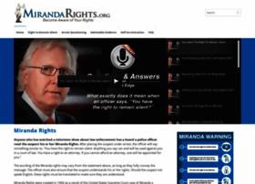 mirandarights.org