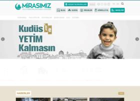 mirasimiz.org.tr