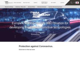 miratechnologypark.com