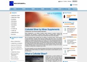 miraxsupplements.com
