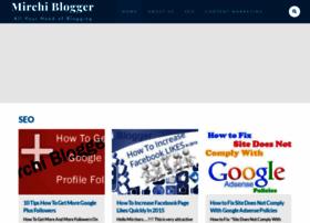 mirchiblogger.com