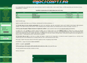 mircscripts.fr