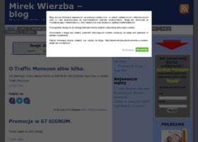 mirekwierzba.pl