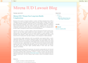 mirenaiudlawsuit1.blogspot.com
