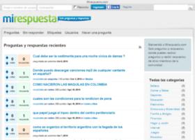 mirespuesta.com