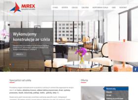 Mirexslupskpl Info Mirex Upsk Producent Drzwi Szklanych Kabin