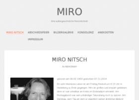 miro-nitsch.de