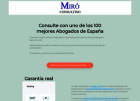 miroconsulting.es