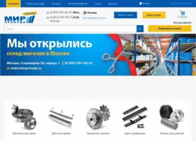 mirprivoda.ru