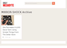 mirror-shock.dailymegabyte.com
