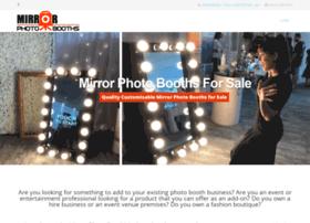 mirrorphotoboothsaustralia.com.au