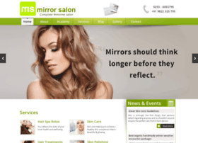mirrorsalon.co.in