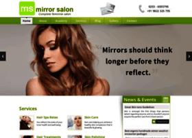 mirrorsalon.co.in