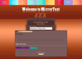 mirrortext.net