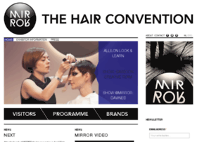 mirrorthehairconvention.com