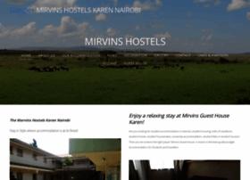 mirvins-hostels.mozello.com
