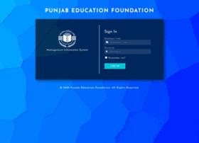 mis.pefsis.edu.pk