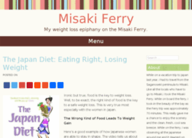 misakiferry.com