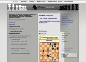 misakoshakki.fi