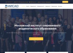 misaoinst.ru