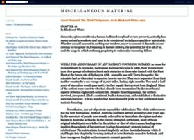 miscellaneousmaterial.blogspot.co.uk