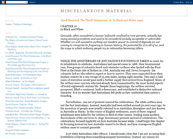 miscellaneousmaterial.blogspot.fr
