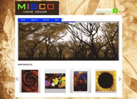 miscohomedecor.com