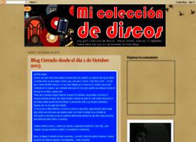 misdiscoscoleccion.blogspot.com