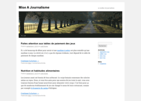 miseajournalisme.com