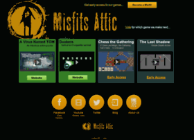 misfitsattic.com