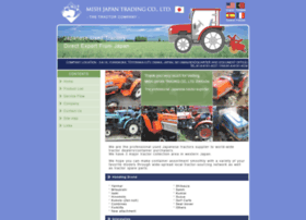 mish-tractors.jp