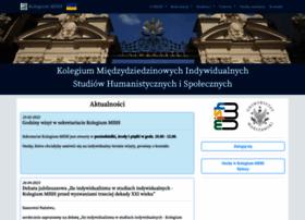 mish.uw.edu.pl