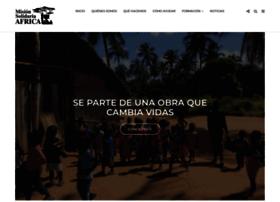 misionsolidariaafrica.com