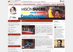 misionsucre.gov.ve
