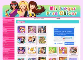 misjuegosparachicas.com
