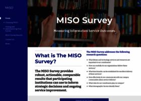 misosurvey.org