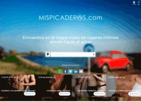 mispicaderos.net