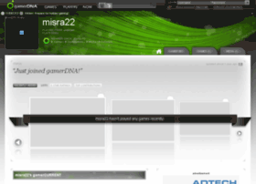 misra22.gamerdna.com
