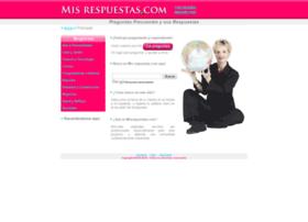 misrespuestas.com