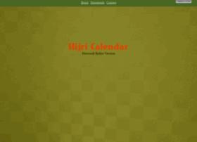 misricalendar.net