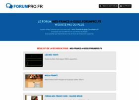 miss-france-a-gogo.forumpro.fr