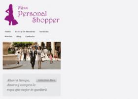 miss-personal-shopper.com
