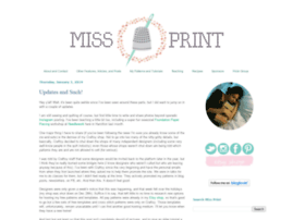 miss-print.blogspot.com