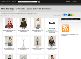 miss-selfridge.fashionstylist.com