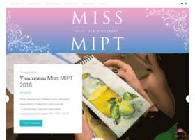 miss.mipt.ru