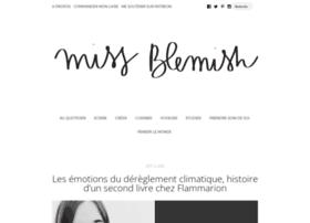 missblemish.fr