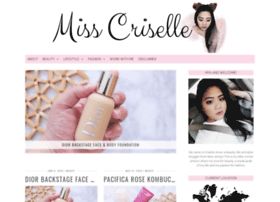 misscriselle.com