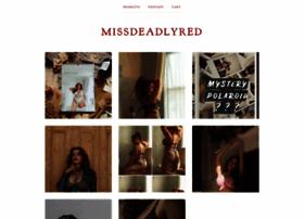 missdeadlyred.bigcartel.com