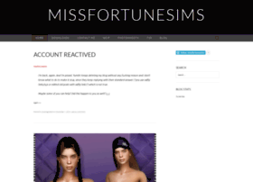 Missfortunesims.wordpress.com