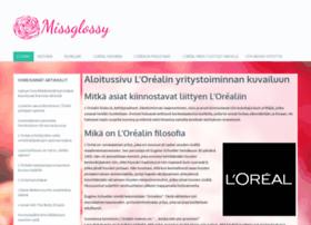 missglossy.fi